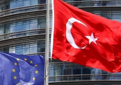 قادة الاتحاد الأوروبي في تركيا لإحياء العلاقات بعد سنة عاصفة
