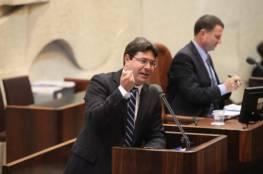 اجتماع صاخب تخلله صراخ: الحكومة الاسرائيلية تصادق على تعيين أكونيس وزيرا للقضاء