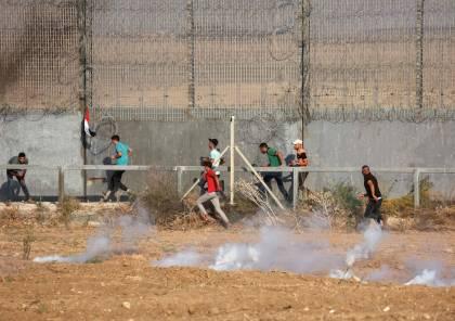 الفصائل بغزة تعلن عن استمرار الفعاليات الشعبية حتى تحقيق تلك المطالب ..