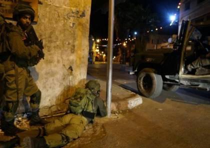 الاحتلال يطلق النار صوب مركبة غرب رام الله