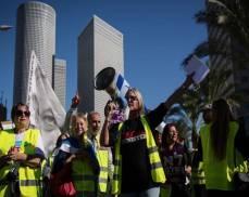 السترات الصفراء في اسرائيل
