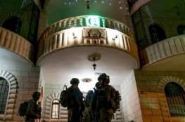 فيديو: الاحتلال يفجّر منزل الأسير منتصر شلبي في ترمسعيا