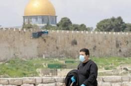 5 وفيات و326 إصابة بفيروس كورونا في القدس