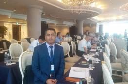 فلسطيني يشارك في دورة الطب الرياضي باليابان