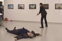 تركيا: السجن المؤبد المشدد بحق متورطين في اغتيال السفير الروسي بأنقرة