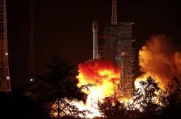 """الصين تطلق قمرا صناعيا جديدا ضمن منظومة """"بيدو"""""""