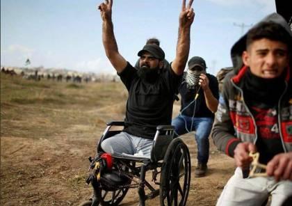ماذا قالت صحيفة أمريكية حول استشهاد المُقعد ابراهيم أبو ثريا ؟