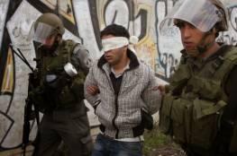الاحتلال يعتقل خمسة مواطنين بينهم طفلان من الخليل