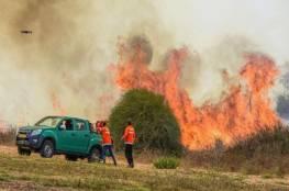 الغلاف يحترق وحدود غزة مشتعلة