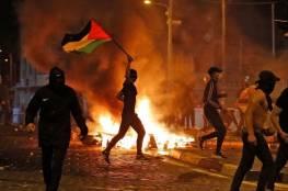 """فلسطينيو الداخل يظهرون مقاومة غير مسبوقة خلال """"حارس الأسوار"""""""