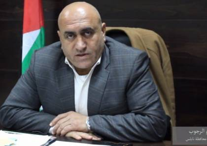 """الرجوب يطلع وفدا من حركة """"فتح"""" على الأوضاع العامة في المحافظة"""