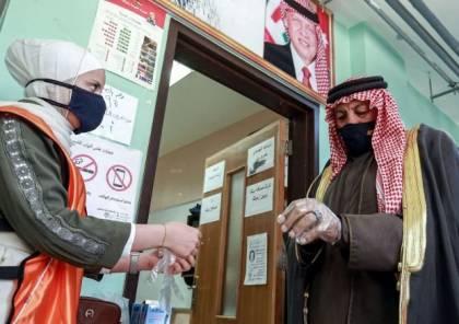 """15 وفاة و1122 إصابة جديدة بـ""""كورونا"""" في الأردن"""