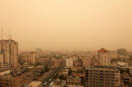 الطقس:أجواء خماسينية حارة ومغبرة