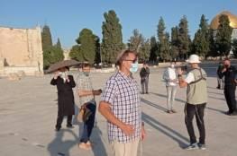 """دعوات """"اسرائيلية"""" متطرفة لتحويل الساحة الشرقية للأقصى لمدرسة """"توراتية"""""""