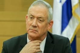 غانتس: كنت على يقين بأن جنودنا لن يعودوا أحياء من غزة