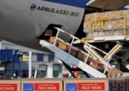 """""""أسبانيا"""" تتهم """"تركيا"""" بالإستيلاء على طائرة محملة بأجهزة تنفس اشترتها من الصين"""