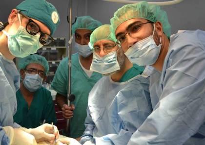 صحة غزة تستأنف العمليات المجدولة