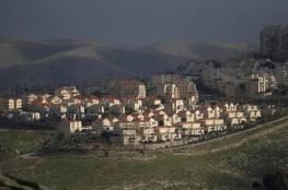 """مشروع استيطاني جديد يهدف لتمزيق الضفة الغربية لـ""""كنتونات"""" مصغرة"""