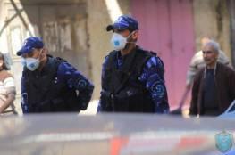 الشرطة تغلق محال تجارية وتحرر مخالفات سلامة عامة في طوباس