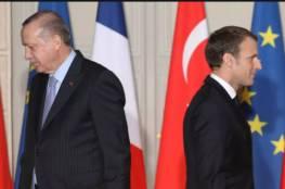 """ماكرون يتّهم تركيا باتّباع نهج """"عدواني"""" تجاه شركائها في حلف شمال الأطلسي"""