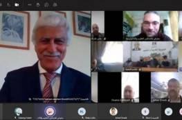 """""""التربية"""" تعلن نتائج معرض فلسطين للعلوم والتكنولوجيا للعام 2021"""