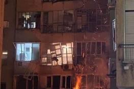 إصابة 5 إسرائيليين في استهداف تل أبيب بصواريخ القسام