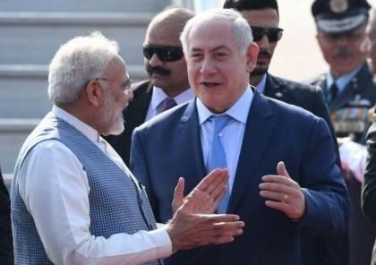 نتنياهو يبحث مع مودي مواجهة كورونا والتفجير قرب السفارة الإسرائيلية
