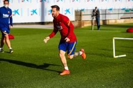 متى موعد مباراة برشلونة وخيتافي القادمة والقنوات الناقلة ؟