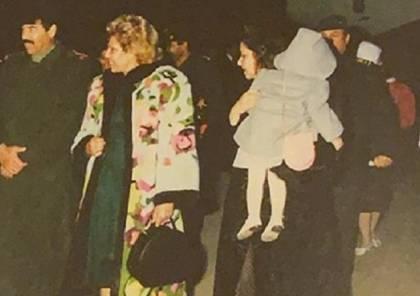 حفيدة صدام حسين تنشر صورا نادرة لجدها وعائلتها (شاهد)