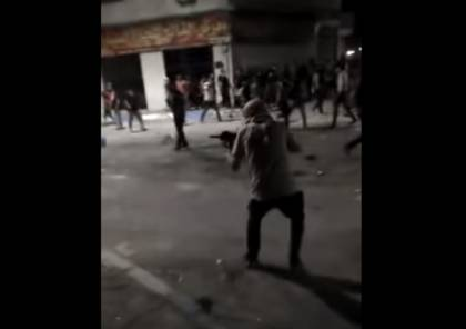 تطور خطير.. إطلاق نار بالرشاشات ضد الدرك الأردني (فيديو)