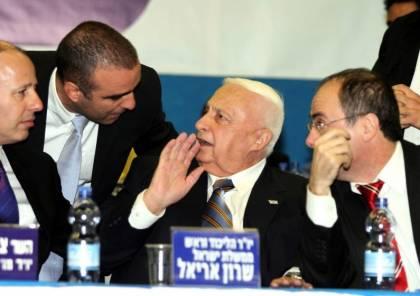 صحيفة إسرائيلية: شارون خطط جديًا لانسحاب أحادي من الضفة على غرار انسحابه من غزة