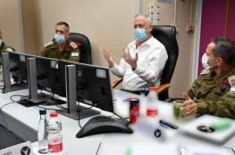 نتنياهو وغانتس يهددان إيران وحزب الله ومواطني لبنان