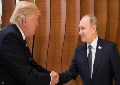 """بوتين: """"ترامب ليس عروسي وأنا لست عريسه"""""""