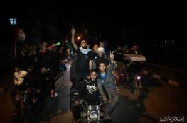 بالصور.. اصابات برصاص الاحتلال خلال فعاليات الارباك الليلي شرق خانيونس