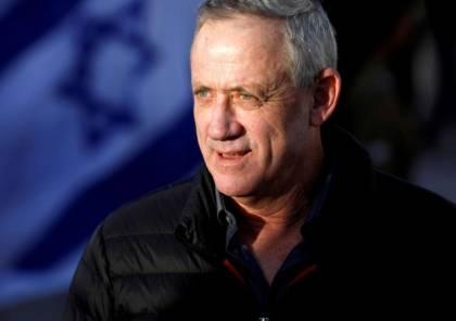 نقل وزير الجيش الإسرائيلي غانتس للمستشفى.. واشكنازي لن ينوب في غيابه