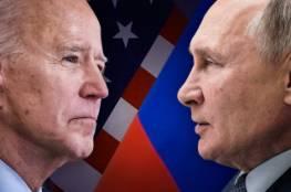 """بايدن: لبوتين """"مشاكل"""" والهجمات السيبرانية من قبل روسيا قد تؤدي لـ""""حرب بإطلاق نار"""""""