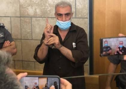 محكمة الاحتلال تمدد اعتقال الشيخ كمال الخطيب