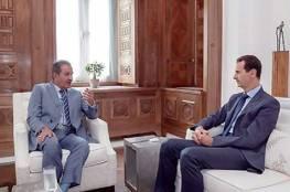 """الرئيس السوري لصحيفة كويتية: سيسدل الستار قريبا ويعلن أن """"اللعبة تغيرت"""""""