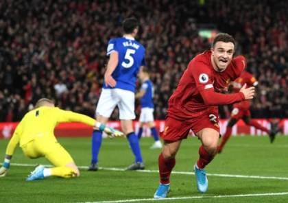 ليفربول يرد على عرض قدمه روما للتوقيع مع شاكيري