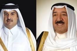 معاريف: امير الكويت يقود مبادرة جديدة لحل ازمة قطر بنوددها تشمل الجزيرة وحماس والقرضاوي