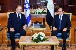 مصر تنقل رسالة تهديد اسرائيلية لحماس وهذا ما جاء فيها ..