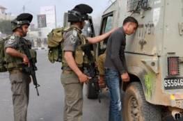 الاحتلال يعتقل شابا قرب باب العمود
