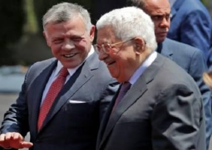 قمة ثلاثية تجمع الرئيس عباس والعاهل الاردني والرئيس العراقي في عمان