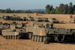 لردع حماس عن التصعيد.. تدريب مفاجئ لجيش الاحتلال على عملية برية في غزة