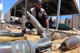 """غزّة: تحييد 1200 قنبلة """"إسرائيلية"""" لم تنفجر"""