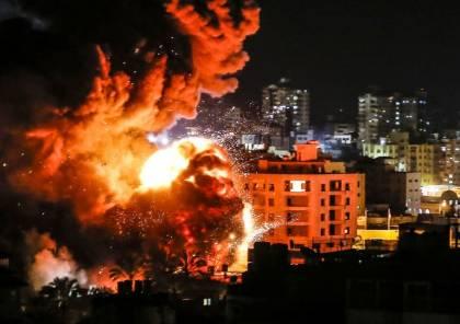 غانتس يبلغ الوفد الأمريكي رغبة إسرائيل بوقف إطلاق نار طويل