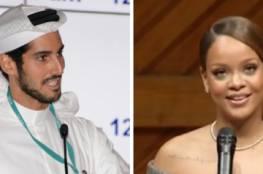 والد المغنية العالمية ريهانا يعترض على حبيبها السعودي الجديد والسبب ؟!