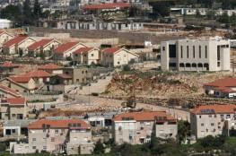 """الاستيطان يستعِرّ في بيت لحم ضمن مشروع """"القدس الكبرى"""" والتطبيق العملي للضم"""