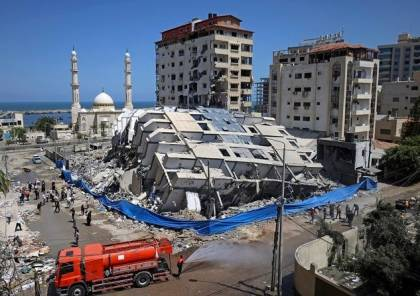 رويترز: نزاع على أسرى إسرائيليين لدى حماس يعطل إعادة إعمار قطاع غزة