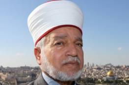 مفتي فلسطين يجيز اداء صلاة العيد جماعة وفق ضوابط وهي كالتالي ..